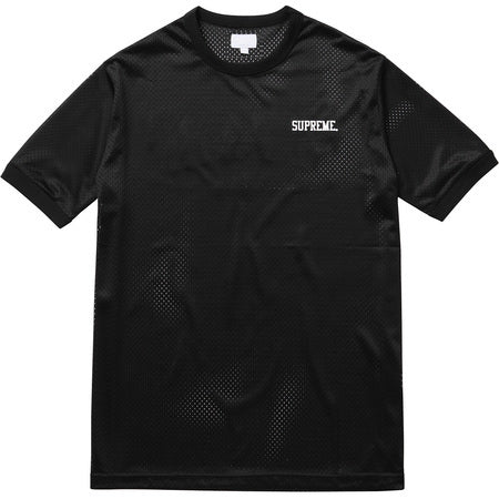 Supreme / Thrasher Mesh Crewneck Black