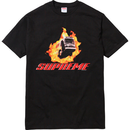 Supreme Express Tee Black