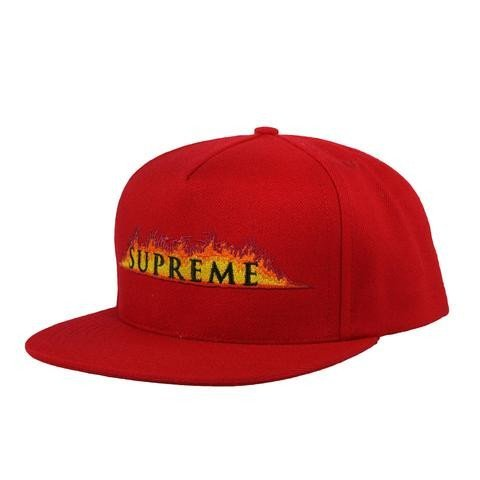 Supreme Annihilation 5-panel Red