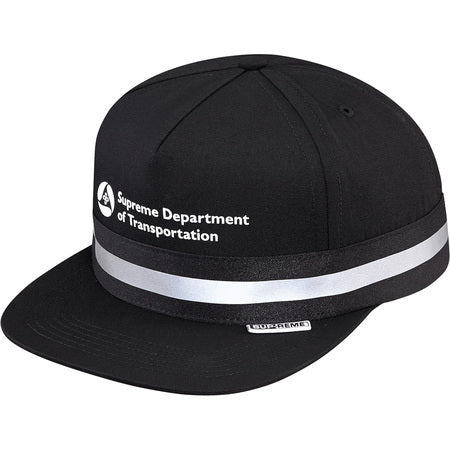 Supreme Hi-Vis 5-Panel Black