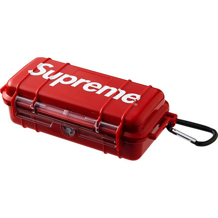 Supreme / Pelican Case Red
