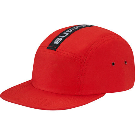 Supreme TechTape Camp Cap Red