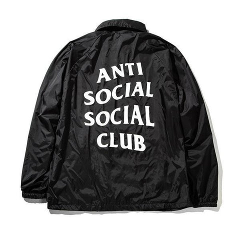 Anti Social Social Never gonna give you up Black