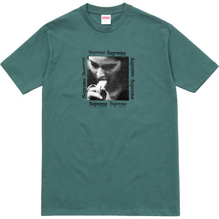 Supreme Banana Tee Dark Teal