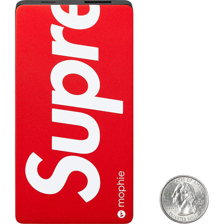 Supreme / Mophie Space Station Red
