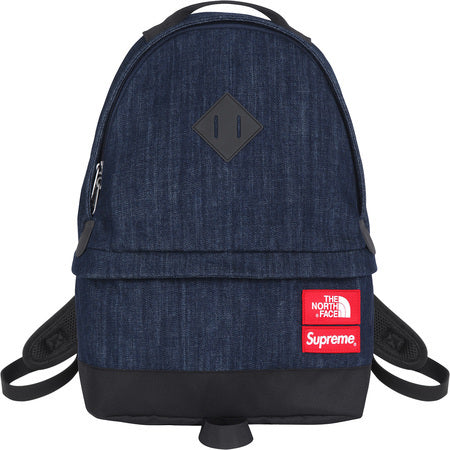 Supreme / North Face Denim Day Pack Backpack