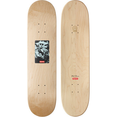 Supreme Taxi Driver Skateboard Natural