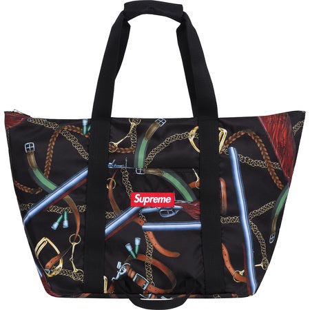 Supreme Remington Packable Tote Black