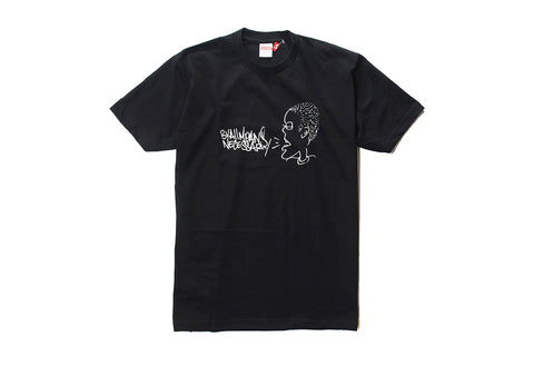 Supreme All Means Tee Black