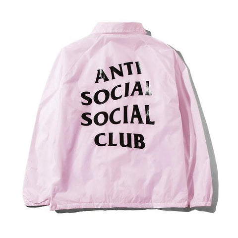 Anti Social Social Club Feel 4 U Pink