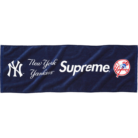 New York Yankees / Supreme Hand Towel Navy
