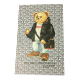 GOLO Bear By Curated Supply 11 x 17 HIGH Res Poster