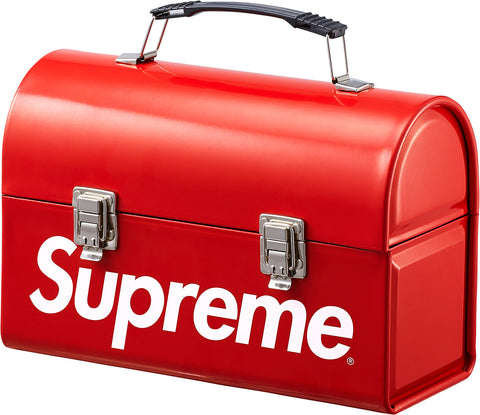 Supreme Metal Lunch Box
