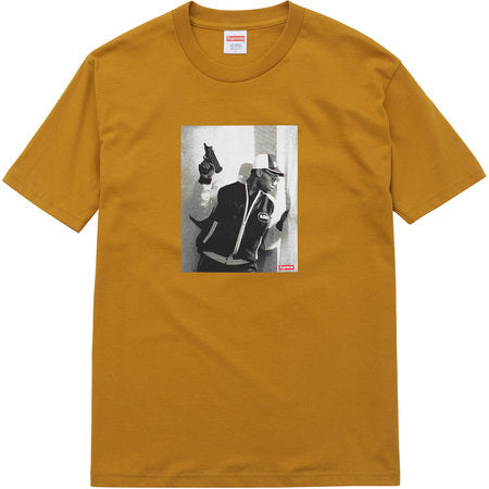 Supreme KRS-One Tee Dark Gold