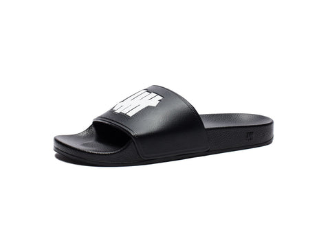 Undefeated 5 Strike Slide -Black Size 10