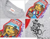 Supreme Forty Deuce Tee Grey