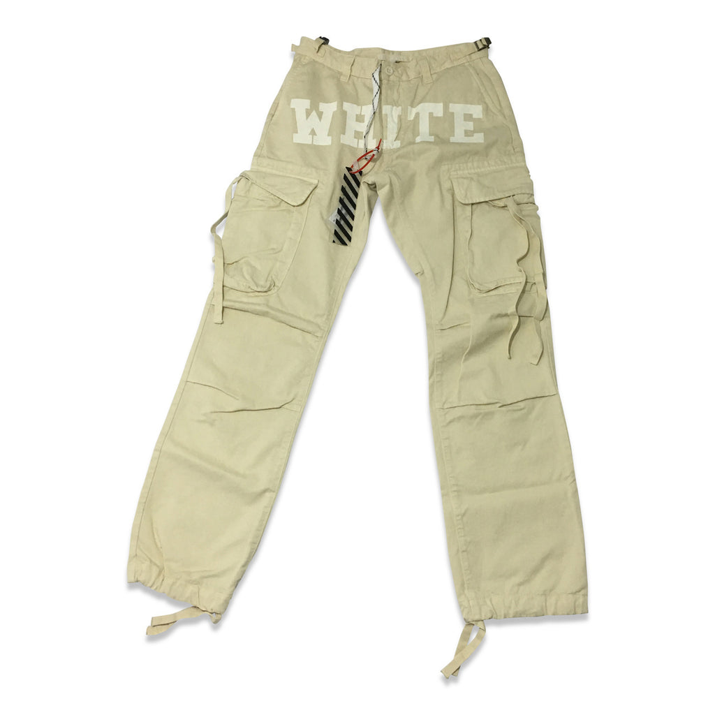 aff44f88aab6 Off White Cargo Virgil Abloh Size XS – CURATEDSUPPLY.COM