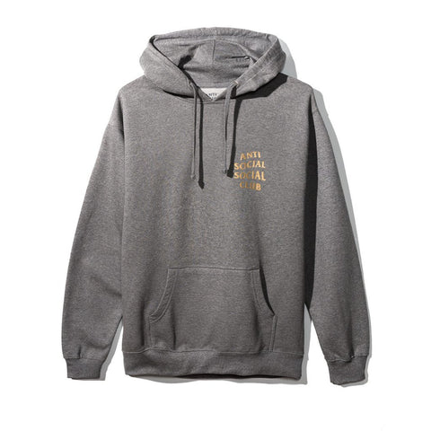 Anti Social Social Club GUNHEATHOOD METAL GEAR SOLID HOODIE