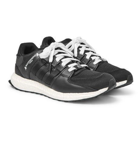 purchase cheap a4359 dca3e MASTERMIND WORLD × ADIDAS EQT SUPPORT ULTRA MMW BLACK