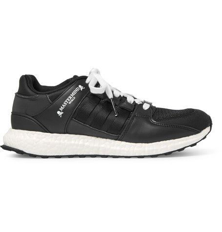 MASTERMIND WORLD × ADIDAS EQT SUPPORT ULTRA MMW BLACK