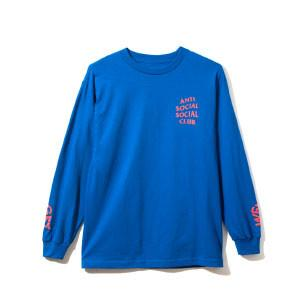 Get Weirder Long Sleeve Tee Royal