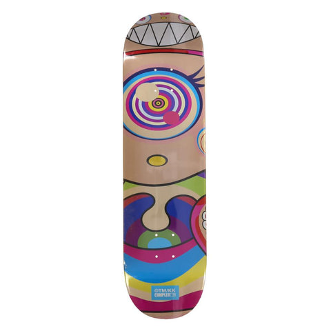 TAKASHI MURAKAMI MOUTH SKATE DECK