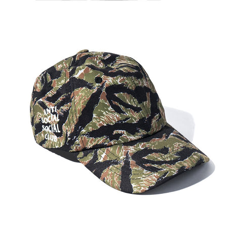 Weird Cap Tiger Camo