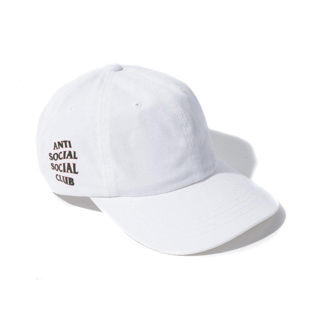 8b00a77c443 Anti Social Social Club Weird Cap Rodeo Dr – CURATEDSUPPLY.COM