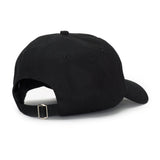AWAKE NY Metallic Logo Hat Black