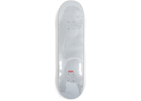 Supreme Digi Skateboard Deck White