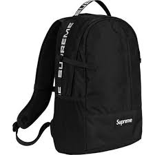 Supreme Cordura Backpack Black