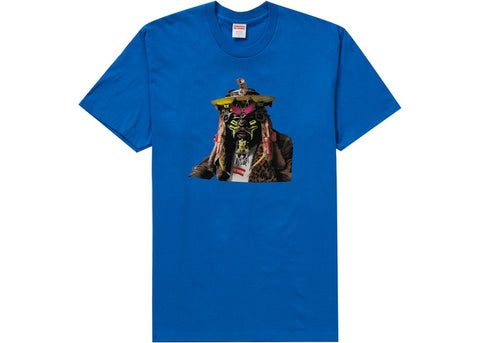 Supreme Rammellzee Tee Royal