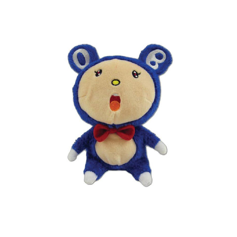 TAKASHI MURAKAMI SEATED MR. DOB PLUSH DOLL (BLUE)