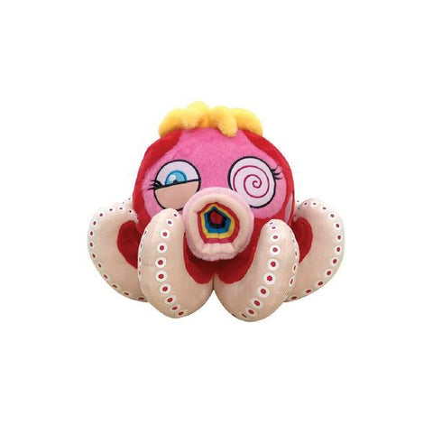TAKASHI MURAKAMI RED OCTOPUS OCTOPUS LARGE : MR. BOILED