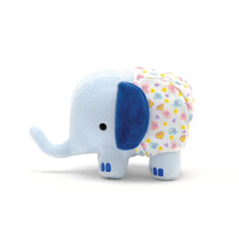 TAKASHI MURAKAMI ELEPHANT PAN-CHAN STUFFED TOY MEDIUM PLUSH DOLL (BLUE)