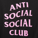 Anti Social Social Club 88 SUSHI BLACK TEE