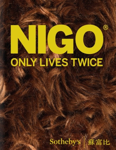 Nigo - Only Lives Twice