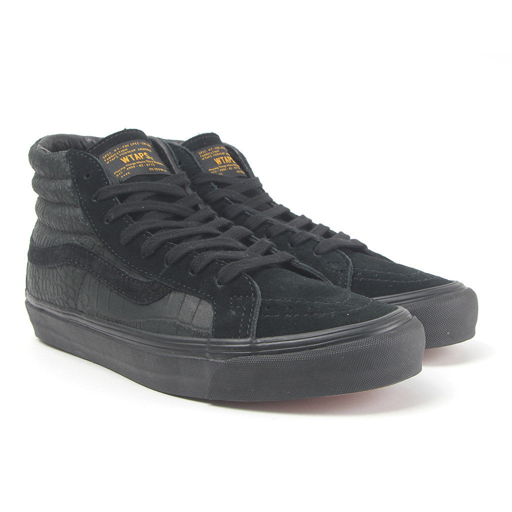 044db3af00 Vans x WTAPS OG SK8-Hi LX Sneakers Black  Dark Gray – CURATEDSUPPLY.COM