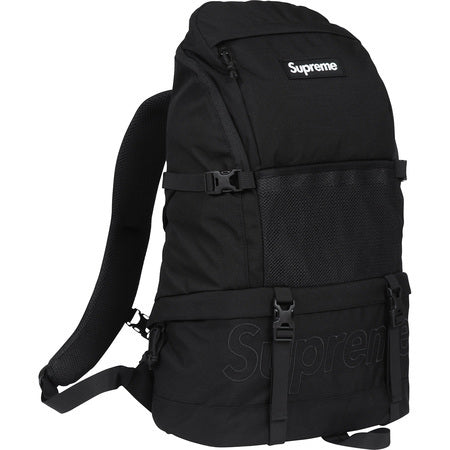 Supreme Contour Backpack Black