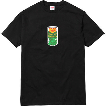 Supreme Whole Leaf Tee Black