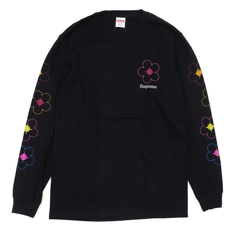 Supreme Been Hit Long Sleeve Tee Black