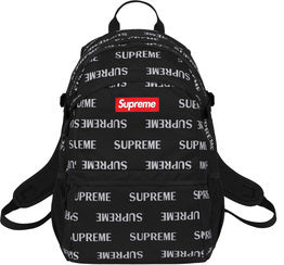Supreme Cordura M3 Reflective Repeat Backpack