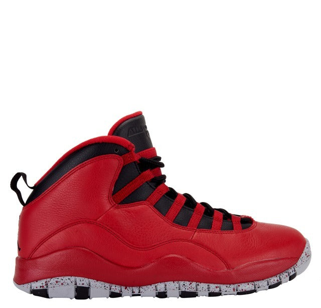 buy online b6192 c4ce9 Air Jordan 10 Retro 30th Gym Red / Black-Wolf Grey Size 9.5