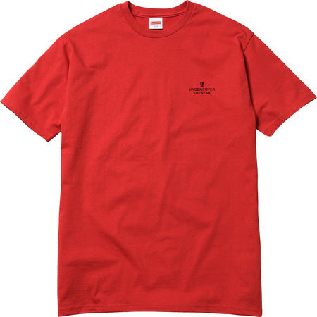 Supreme / UNDERCOVER Anarchy Tee Red