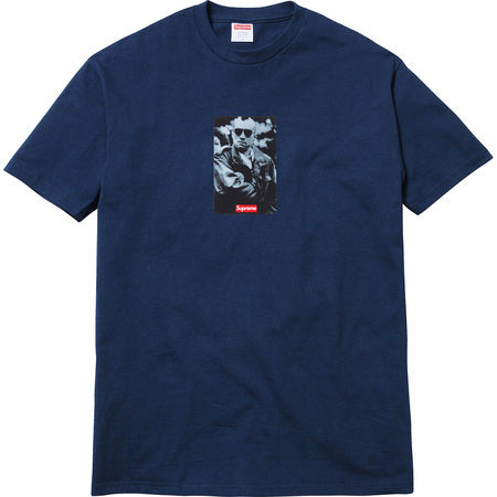 Supreme Taxi Driver Tee Navy