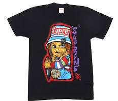 Supreme Forty Deuce Tee Black