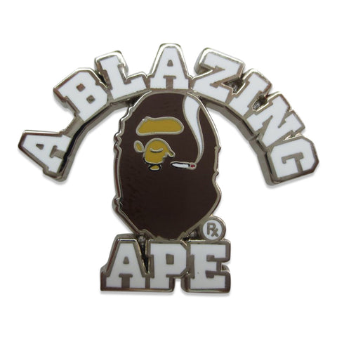 Blazing Ape Pin