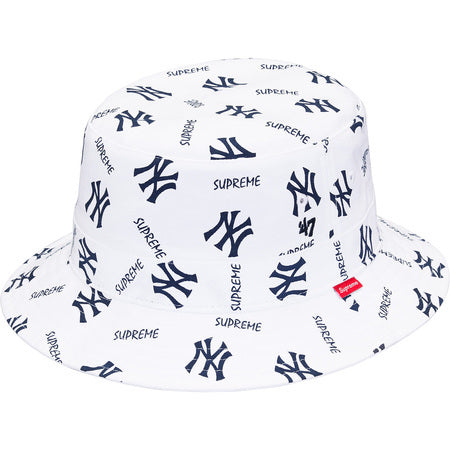 New York Yankees / Supreme Crusher White S/M