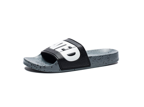 UNDEFEATED UNBALANCED SLIDE- GREY SIZE 10
