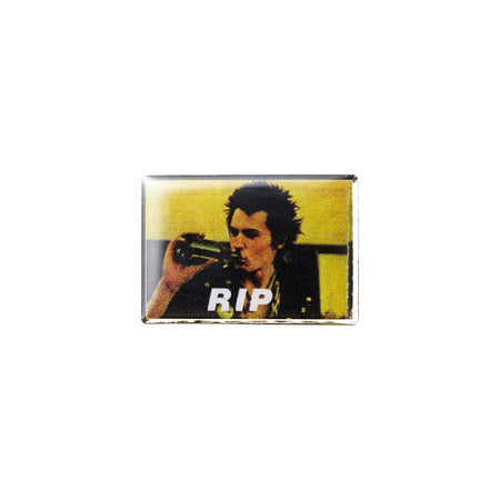 Supreme R.I.P. Pin Black